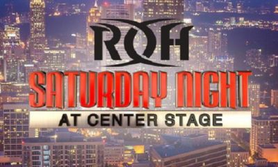ROH Saturday Night