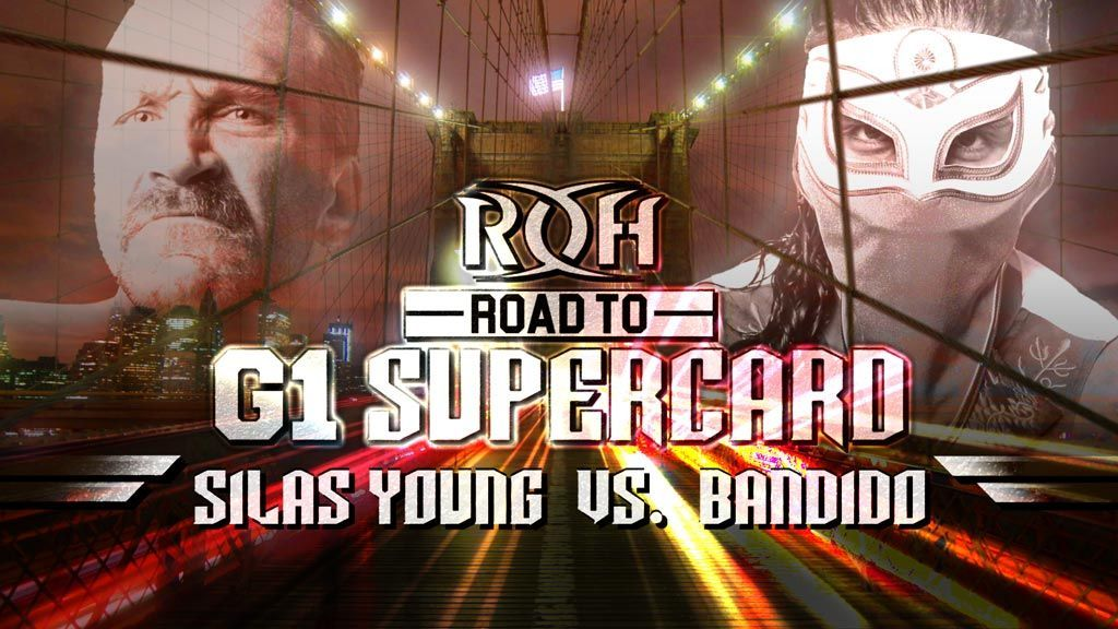 Road To G1 Supercard Dallas