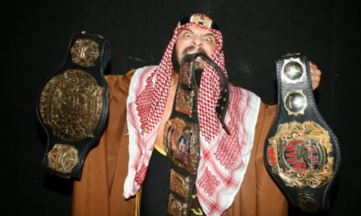 The Almighty Sheik