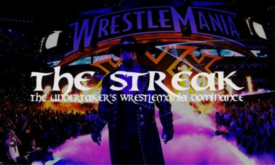 The Undertaker The Streak WWE