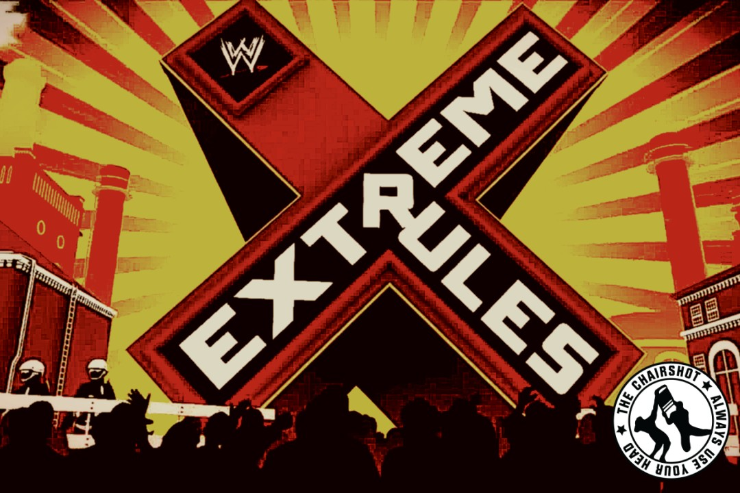 WWE Extreme Rules 2017 Chairshot Edit