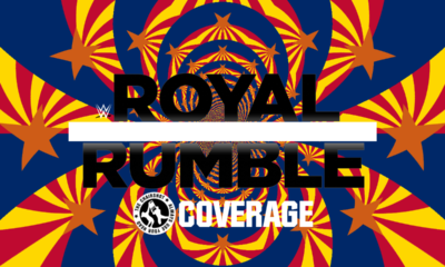 WWE Royal Rumble 2019 Coverage