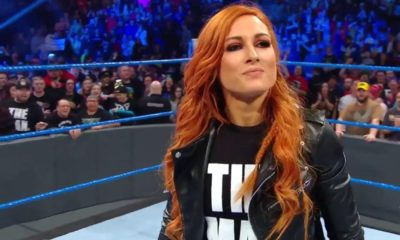 Becky Lynch WWE The Man