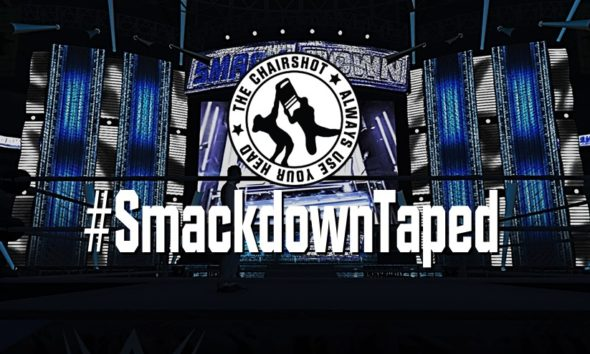 WWE Smackdown Taped