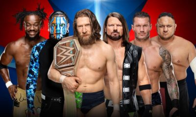WWE Elimination Chamber WWE Championship Match