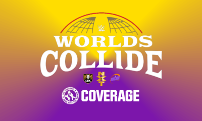WWE Worlds Collide cover image