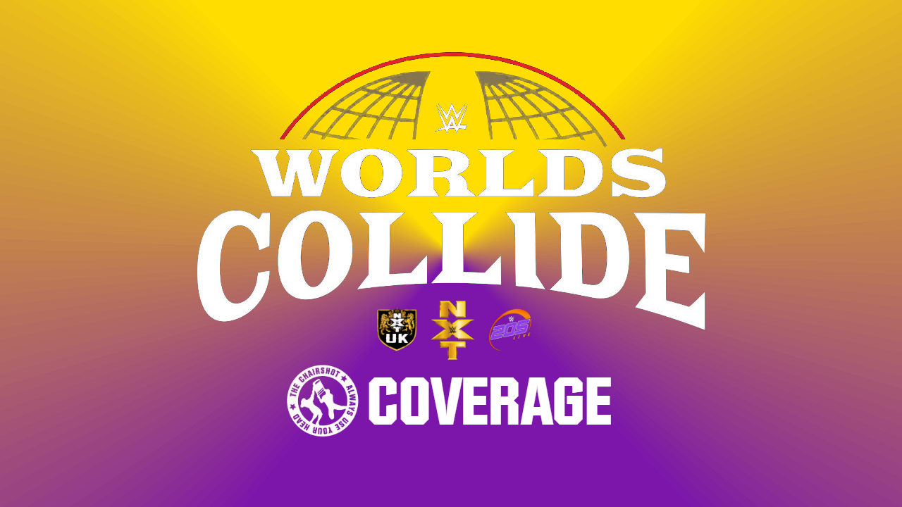 Mitchell's WWE Worlds Collide Results & Report! (2/2/19