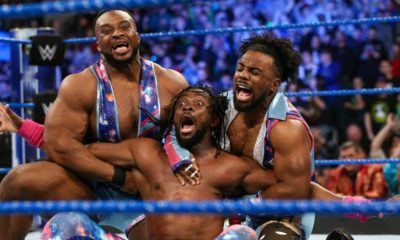 Kofi Kingston WWE Smackdown