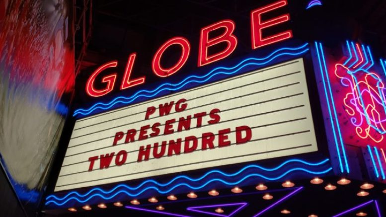 PWG Two Hundred Results