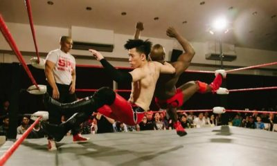 Singapore Pro Wrestling Asian Pacific