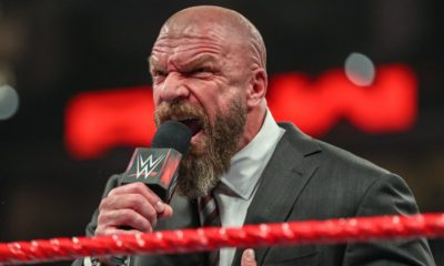 Triple H WWE Raw