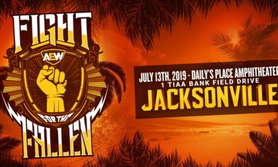 AEW Fight For The Fallen all Elite Wrestling
