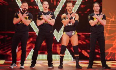 Adam Cole Undisputed Era WWE NXT Takeover New York