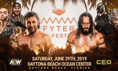 All Elite Wrestling Fyter Fest