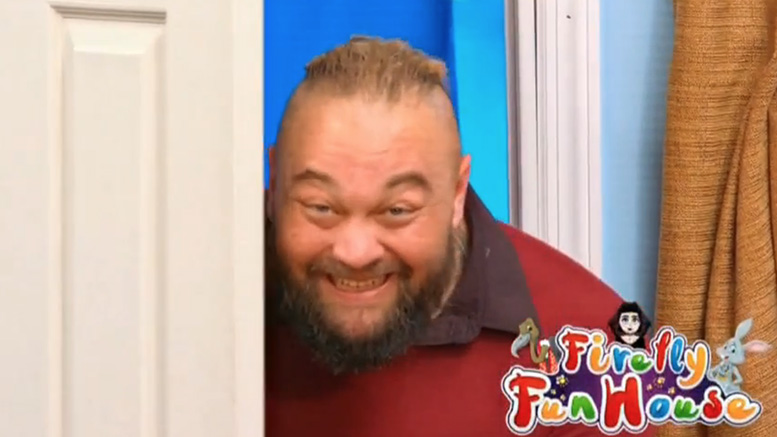 Bray Wyatt YouTube Firefly Funhouse WWE Raw