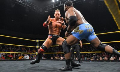 Keith Lee Dominik Dijakovic WWE NXT