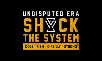 Undisputed Era Shock The System