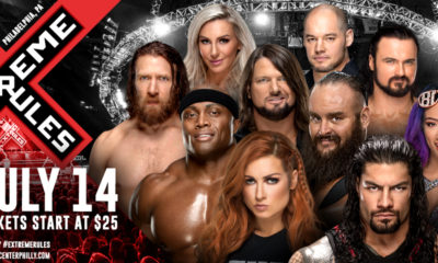 WWE Extreme Rules Philly