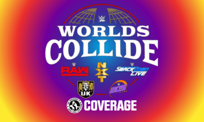 WWE Wrestlemania Worlds Collide