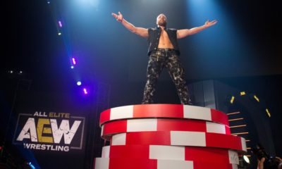 AEW Double Or Nothing Jon Moxley