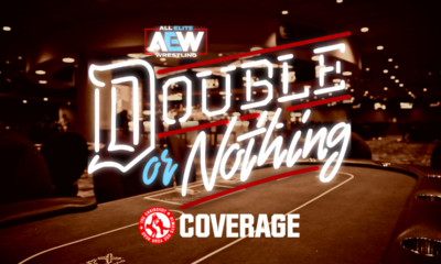 AEW Double or Nothing Cover Image