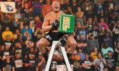 Brock Lesnar WWE Money In The Bank