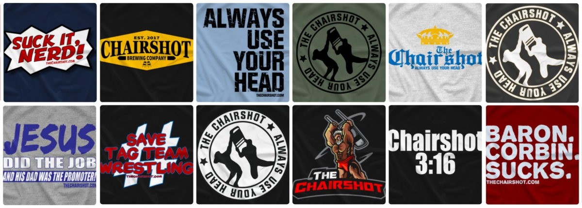 Chairshot Shirts Long