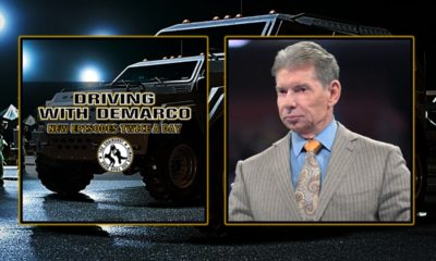 Driving With DeMarco Vince McMahon