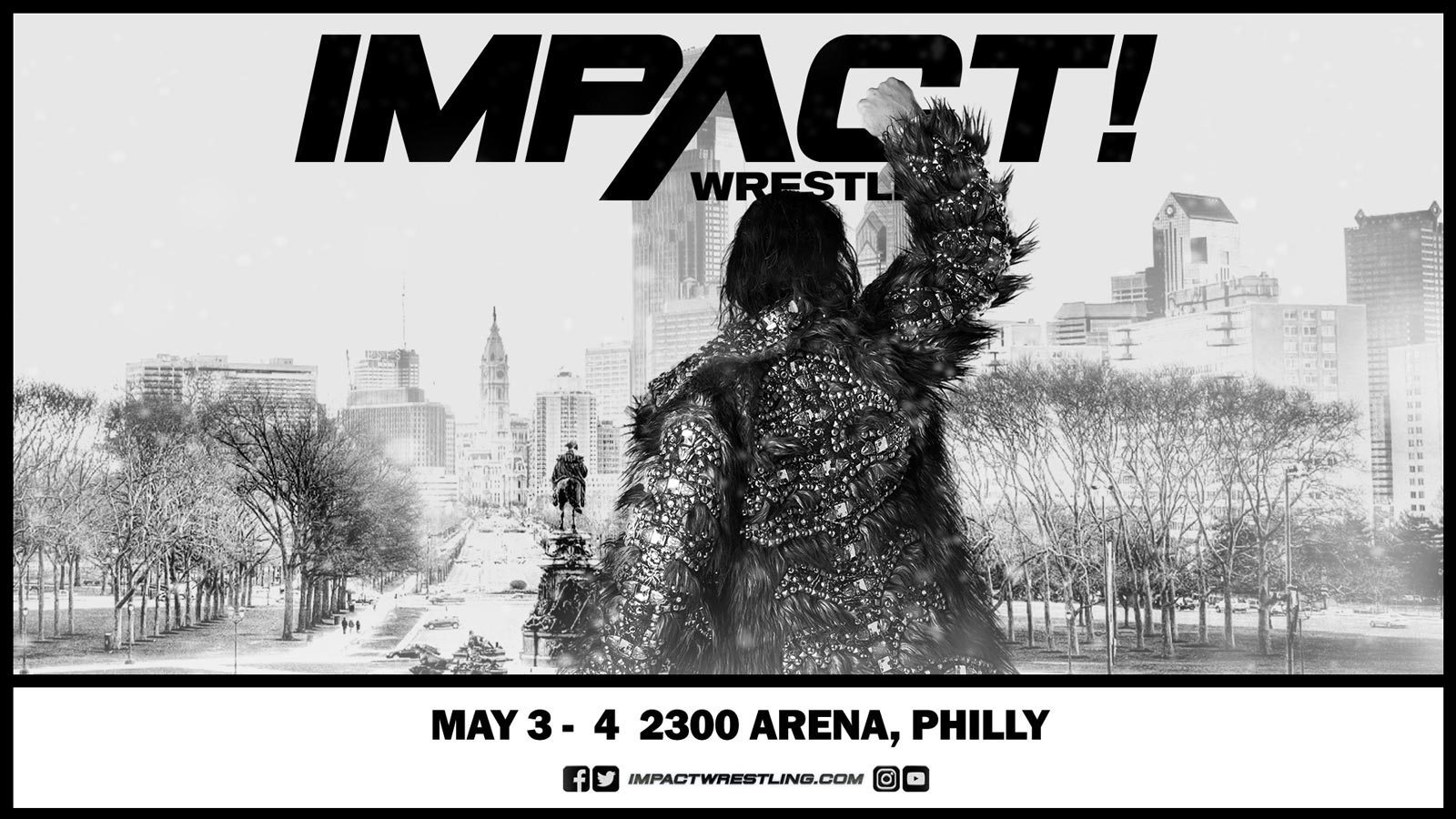 IMPACT Wrestling 2300 Arena Philly