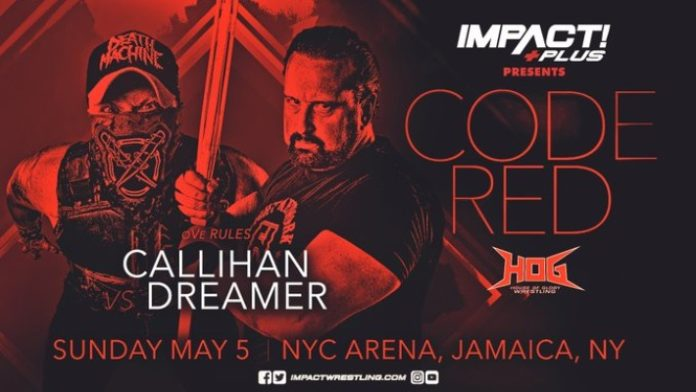 Impact Wrestling Code Red