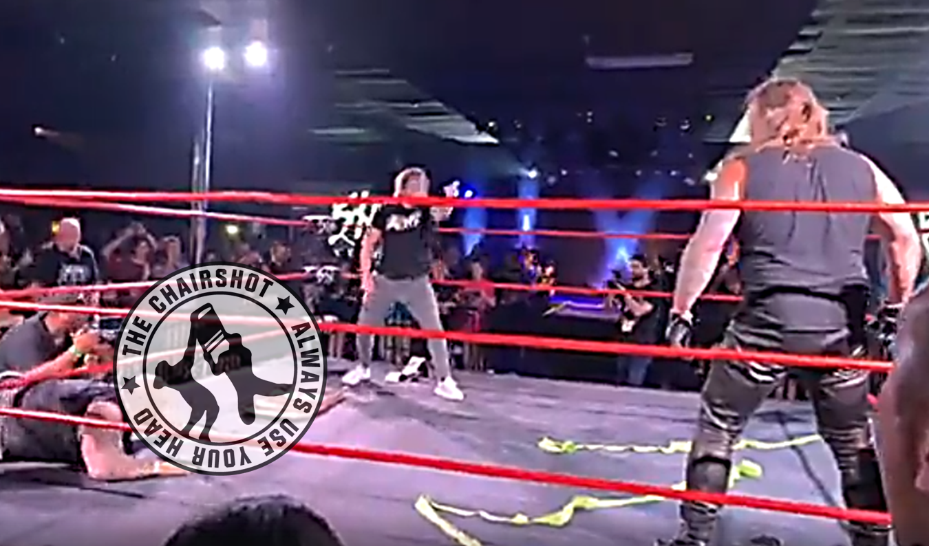 Kenny Omega Chris Jericho AEW Southern Honor Wrestling.jpg