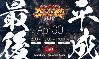 New Japan Results Road To Wrestling Dontaku Day 11