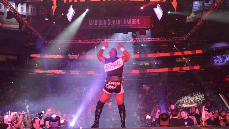 Pro Wrestling ROH G1 Supercard Madison Square Garden