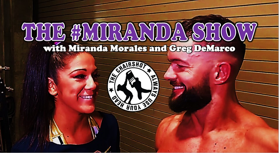 The Miranda Show Bayley Finn Balor