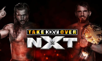 WWE NXT Takeover XXV Adam Cole Johnny Gargano