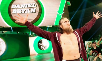 WWE Raw YouTube Daniel Bryan