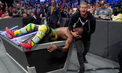 WWE Smackdown Live Kofi Kingston Dolph Ziggler