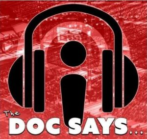 doc says logo