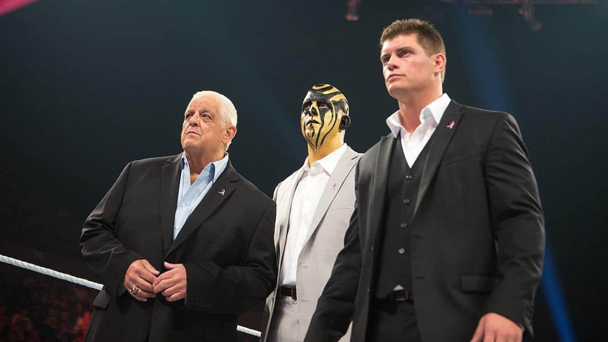 Father's Day Cody Rhodes Goldust Dustin Rhodes Dusty Rhodes