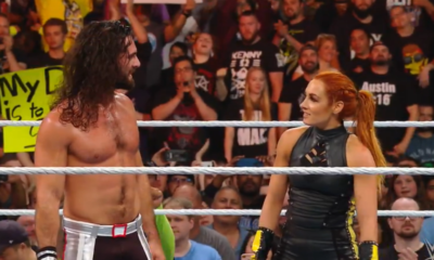 Seth Rollins Becky Lynch WWE Relationship