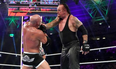 WWE 2019 The Undertaker Goldberg