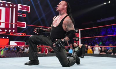 WWE RAW The Undertaker