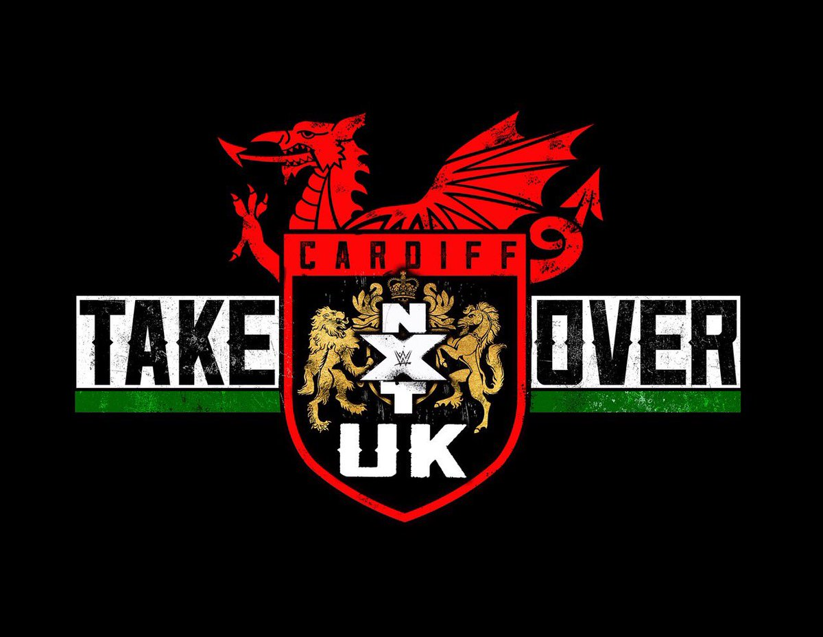 WWE NXT UK Takeover Cardiff