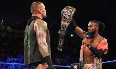 Randy Orton vs Kofi Kingston WWE SummerSlam 2019