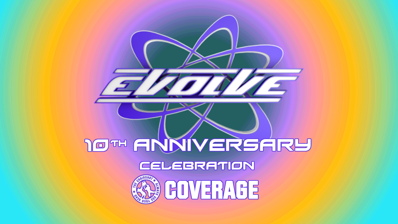 Evolve Wrestling 10th Anniversary, on the WWE Network