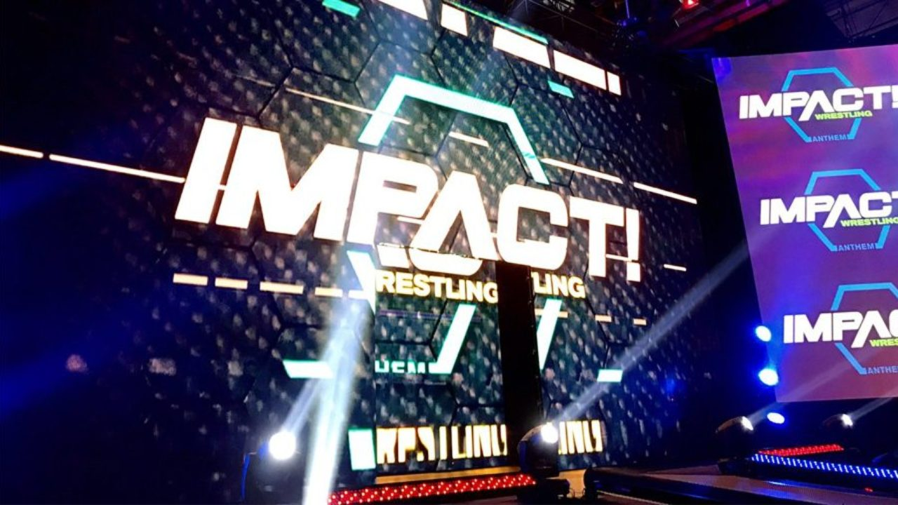 IMPACT Wrestling Stage