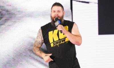 Kevin Owens WWE Smackdown
