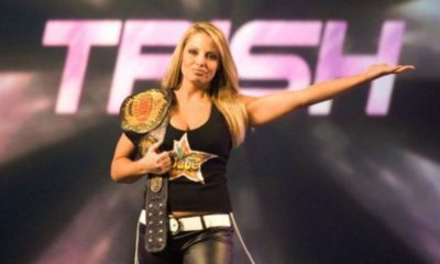 Trish Stratus WWE SummerSlam