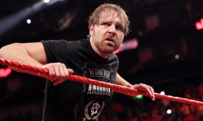 WWE Dean Ambrose The Shield