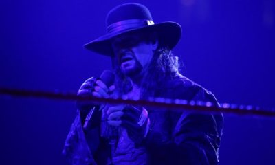 WWE RAW The Undertaker 2